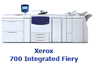 Xerox 700 Integrated Fiery